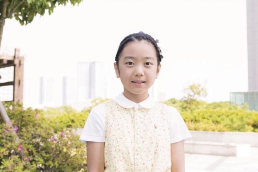子供の頃からオルソケラトロジーレンズを使用している方々の感想 間宮 梨花さん(12歳)